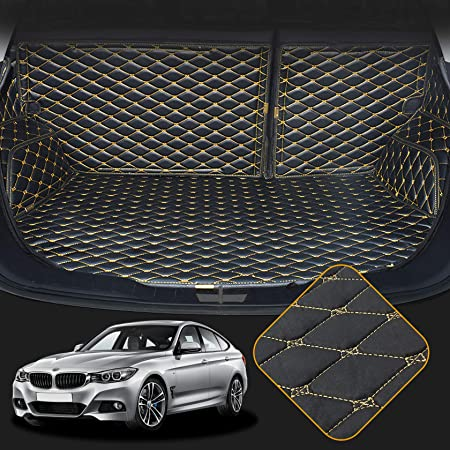 Peugeot 407 SW Estate RUBBER CAR BOOT MAT LINER COVER PROTECTOR 04-11