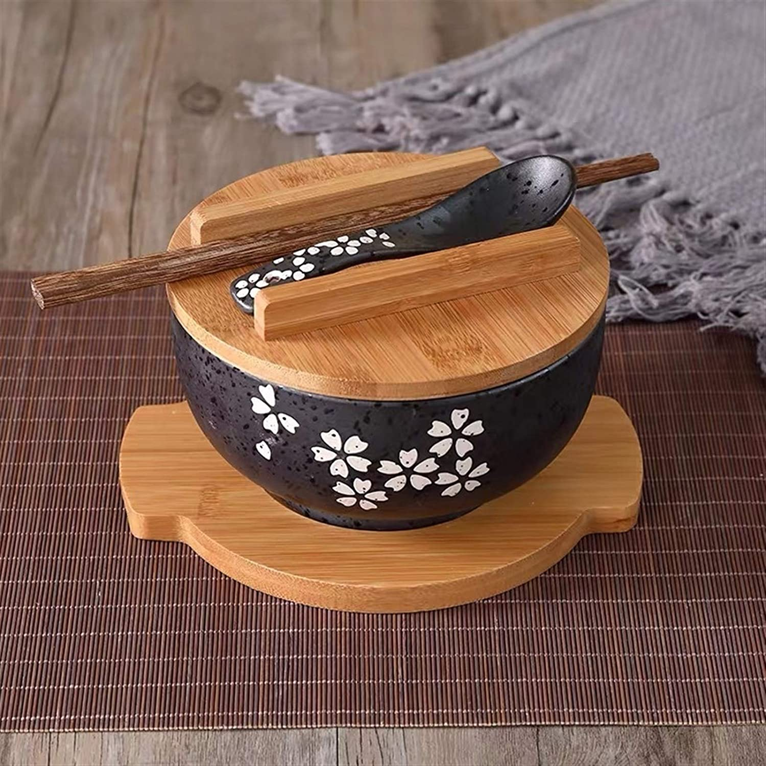 Cereal Bowl Japanese Style Rice Kitchen Brand new Sales Ce Noodle Tableware