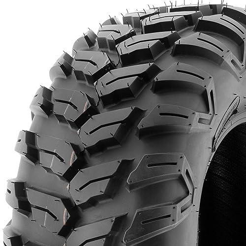 2 New WANDA  ATV Tires AT 26x11R12 Radail  6PR P350-10180