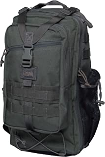 Magforce Urban Day Pack Tactical Backpack Camping Gear Equipped w/Molle & Ballistic Nylon for Men Women 0517