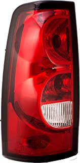 Dorman 1610504 Driver Side Tail Light Assembly for Select Chevrolet Models