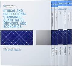 CFA Program Curriculum 2019 Level II Volumes 1-6 Box Set (CFA Curriculum 2019)