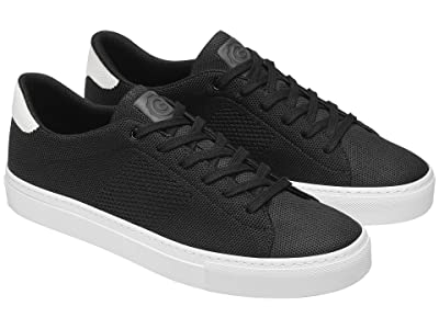GREATS Royale Knit (Black/White) Men