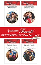 Harlequin Presents September 2017 - Box Set 1 of 2: An Anthology