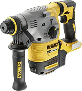 Dewalt dch283nt-xj–Hammer electroneumático Brushless XR 18V SDS-Plus (2.8J, 3Modes, Without Charger/Battery with Case...