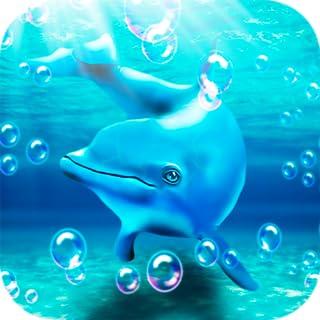 Ocean Dolphins: Wildlife Survival Simulator