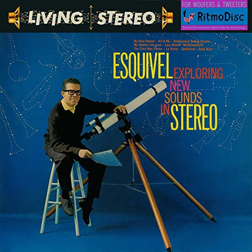 Exploring New Sounds in Stereo by Esquivel on Amazon Music - Amazon com