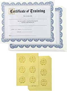 Best official printed certificates and seal Reviews
