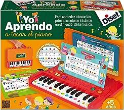Diset - Yo aprendo a tocar el piano (63745)