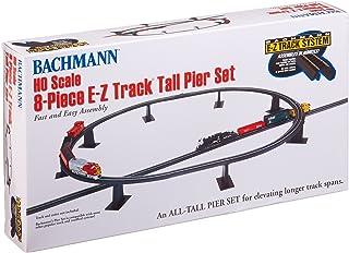 Bachmann Trains 8 PC. E-Z Track Tall Pier Set