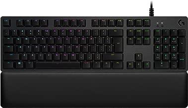 Logitech G512 Carbon RGB Mechanical Gaming Keyboard (Romer-G Linear)