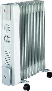 Ypsos 811500 YPSO 811.500 radiador de aceite lleno 1500W, 1500 W, Blanco