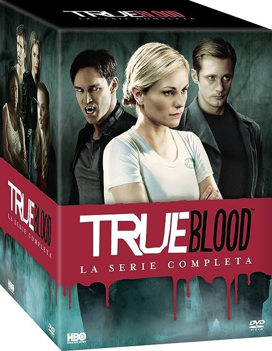 True blood: la serie completa - esclusiva amazon (33 dvd) B0723CR38T