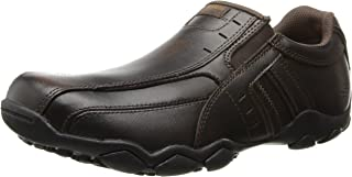 Skechers USA Men's Diameter-Nerves Slip-On Loafer
