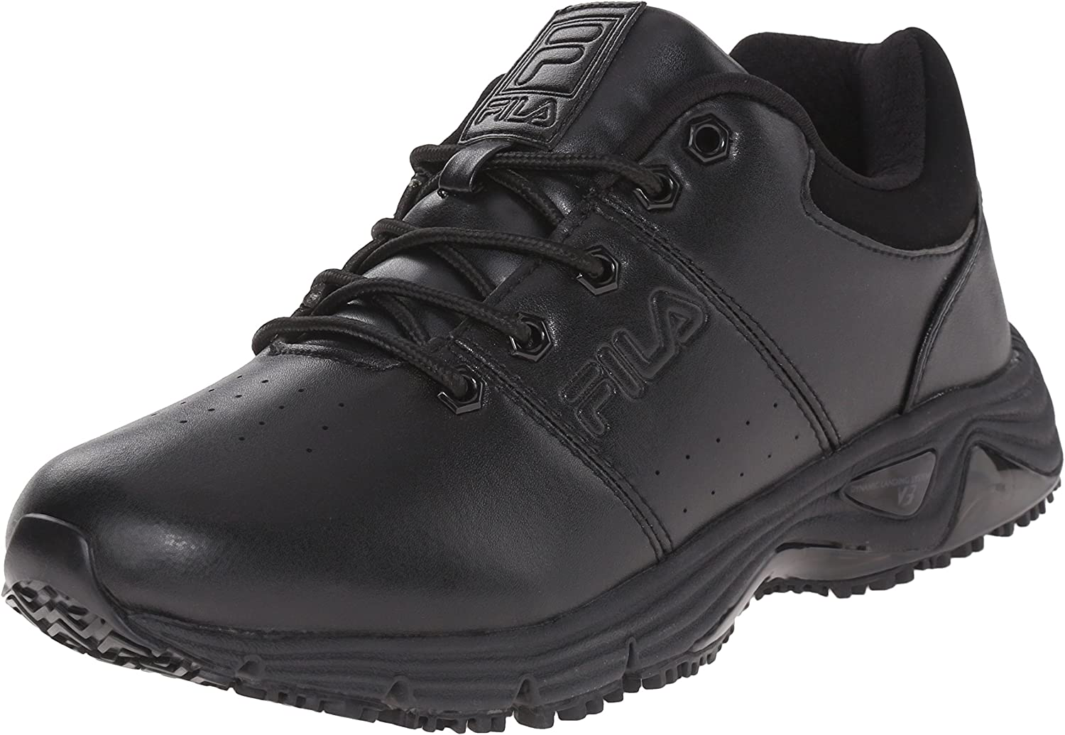 Fila Men's Memory Breach Sr Low Slip Resistant Work shoes