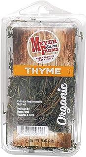 MEYER FARMS Organic Thyme, 0.75 OZ