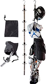 UTTY Multipurpose Portable Drying Rack – Hang Sports Equipment, Camping Organizer, Hanging Storage - Dry Wet Clothes, Gear...