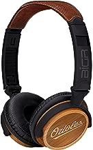 BiGR Audio xlmlbbo3 Baltimore Orioles Natural Wood Finish Headphones for Smartphones