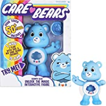 "New 2020 Care Bears - 5"" Interactive Figure - Grumpy Bear - Your Touch Unlocks 50+ Reactions & Surprises!"