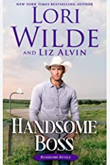 Handsome Boss: A Western Romance (Handsome Devils Book 2) Kindle Edition