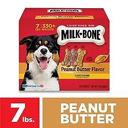 Milk-Bone Peanut Butter Dog Treat