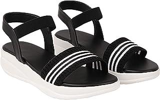 Do Bhai Platform Sandal For Girls & Womens