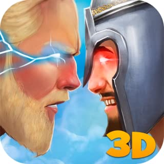 Gods of Olympus: Epic Fighting | Mythical Creature Games Ancient War God Battle Legendary Fight