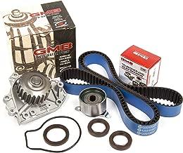 Evergreen TBK247HPWP Race Series Timing Belt Kit Water Pump Fit 94-01 Acura Integra GSR Type-R 1.8 B18C1 B18C5