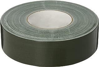 Nashua 357 Polyethylene Coated Cloth Premium Duct Tape, 55m Length x 48mm Width, Olive Drab