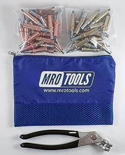 "Cleco Pliers 25 pcs 1//4/"" Cleco Sheet Metal Fasteners"