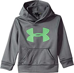 Under Armour Kids - Mesh Big Logo Hoodie (Little Kids/Big Kids)
