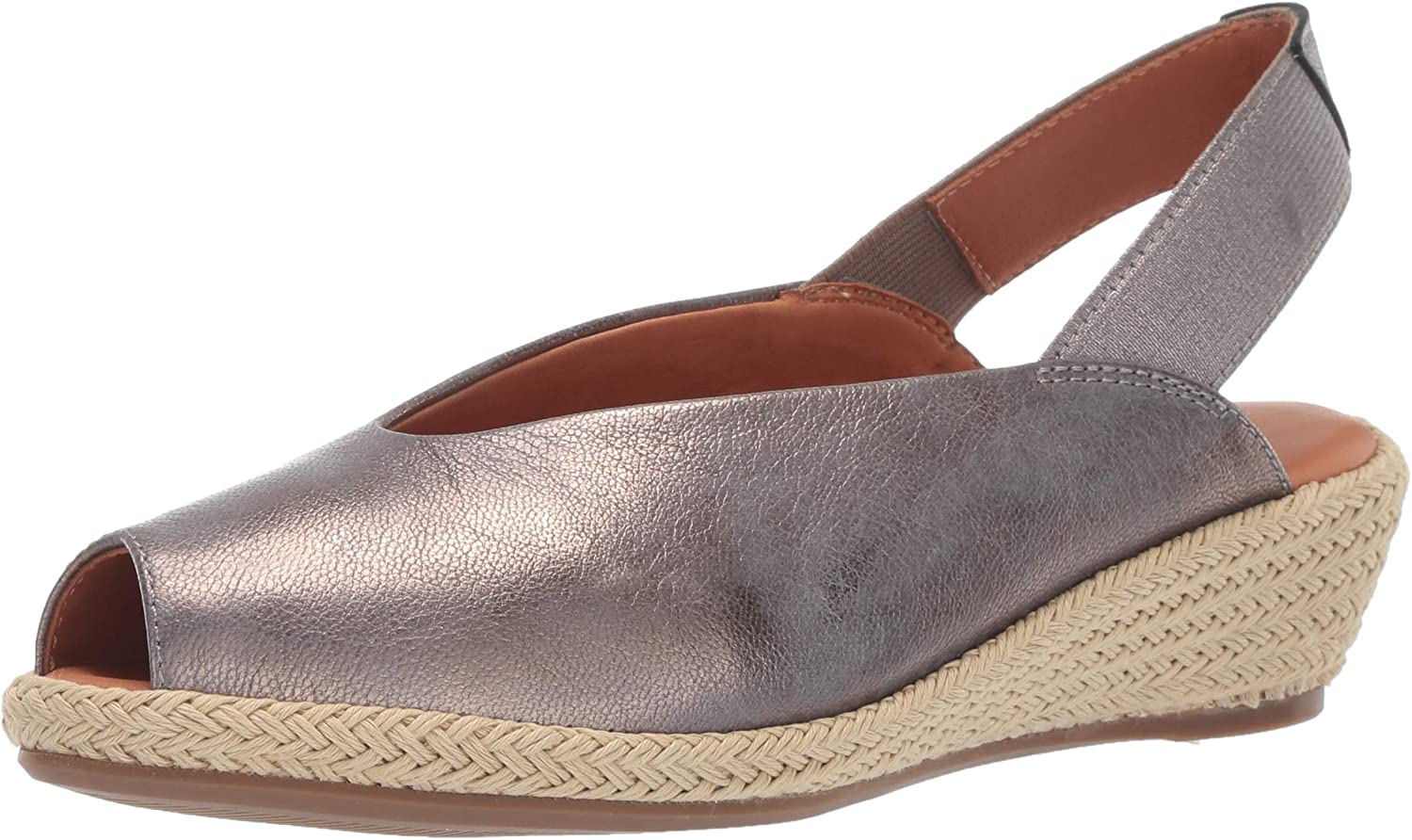 Gentle Souls by Kenneth Cole San Sales Slingback Omaha Mall Luci Espadrille Wedge