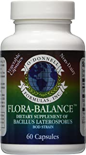 Flora Balance O'Donnell Formula Capsules, 60 Count