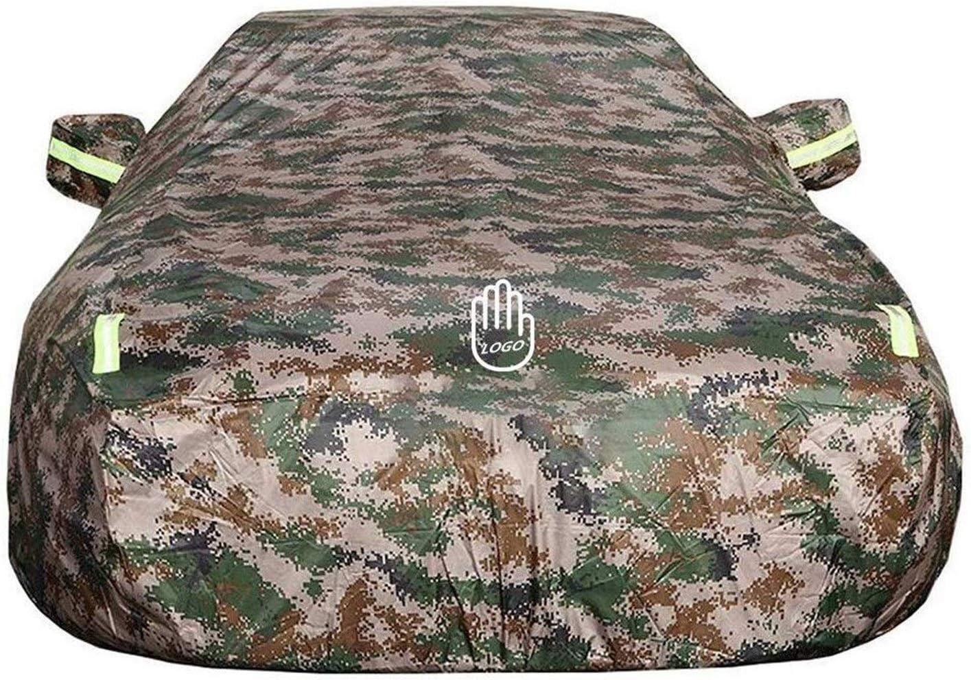 QYZHCP Car Cover Compatible Atlanta Mall with Max 68% OFF Citroen Sun Berlingo Protection