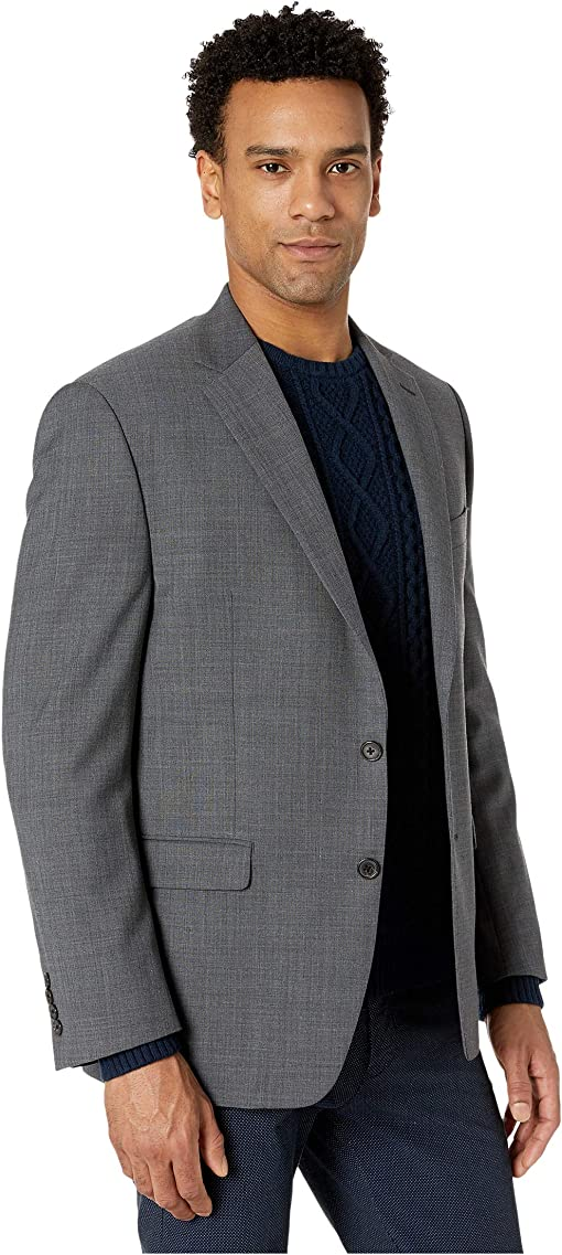 Grey Sharkskin