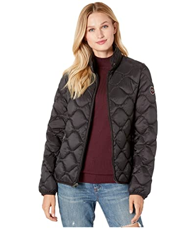 UGG Selda Packable Quilted Jacket (Black) Women