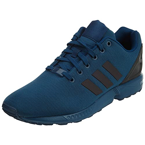 new style 84998 9448f Adidas ZX FLUX mens fashion-sneakers S76529