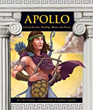 Apollo: God of the Sun, Healing, Music, and Poetry (Greek Mythology)