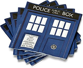 Best dr who napkins Reviews