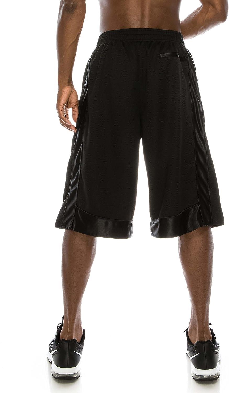 Premium Quality Heavy Mesh Basketball Shorts