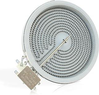 e.g.o 10.58111.004Hilight Haz Radiador con ø180mm y 1800W EGO