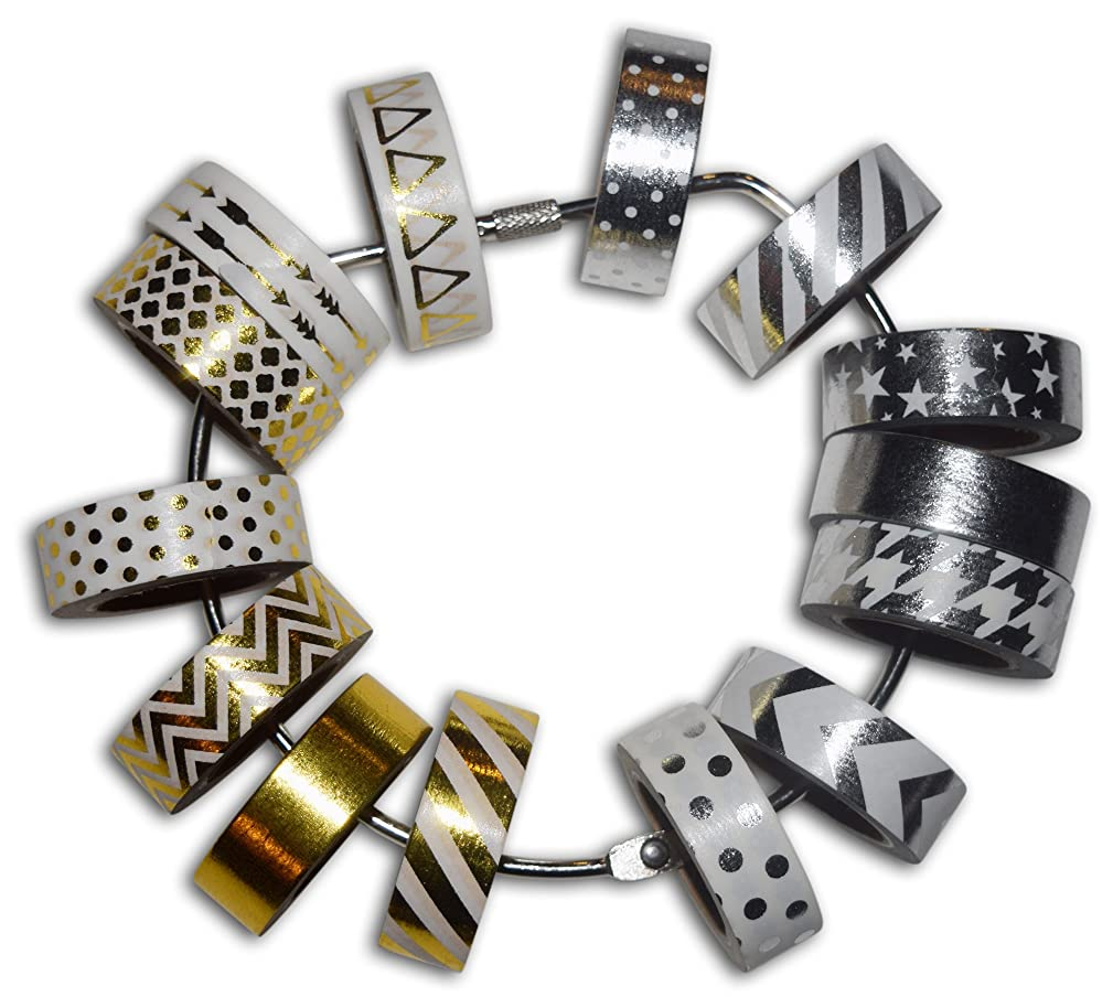 AIM HOBBIES Washi Tape Storage Ring (5 inch)