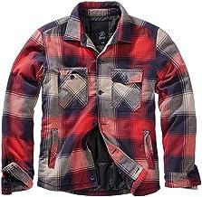 Brandit Men Lightweight Jacket Lumberjacket