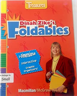 Treasures: Dinah Zike's Foldables