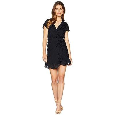Bardot Backless Dress (Black) Women