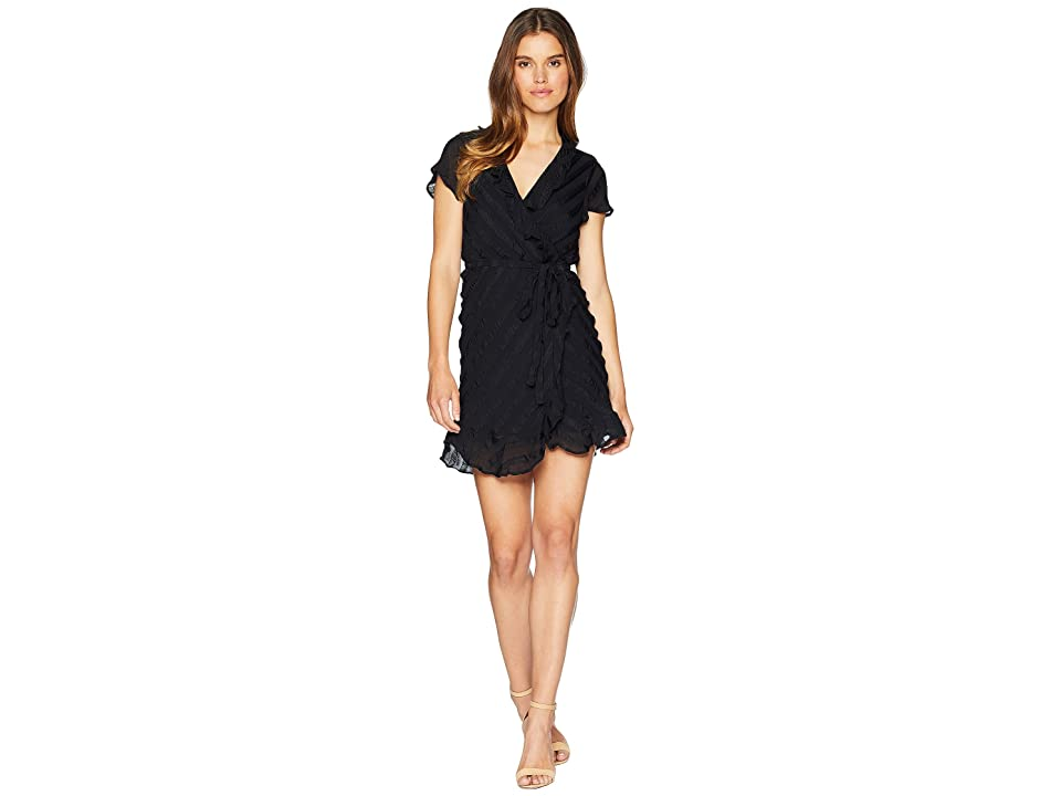Bardot Backless Dress (Black) Women