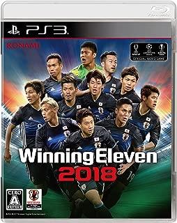 World Soccer Winning Eleven 2018 Konami SONY PS3 PLAYSTATION JAPANESE Version Region free