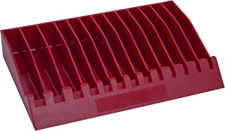 Lisle 40490 Red Pliers/Wrench Rack