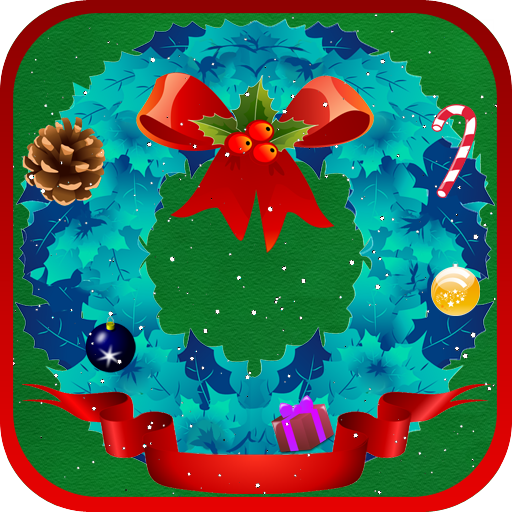 Wreath Builder Pro - The christmas wreath wallpaper designer