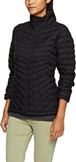 The North Face Women's W Thermoball FZ TNF Black Matte